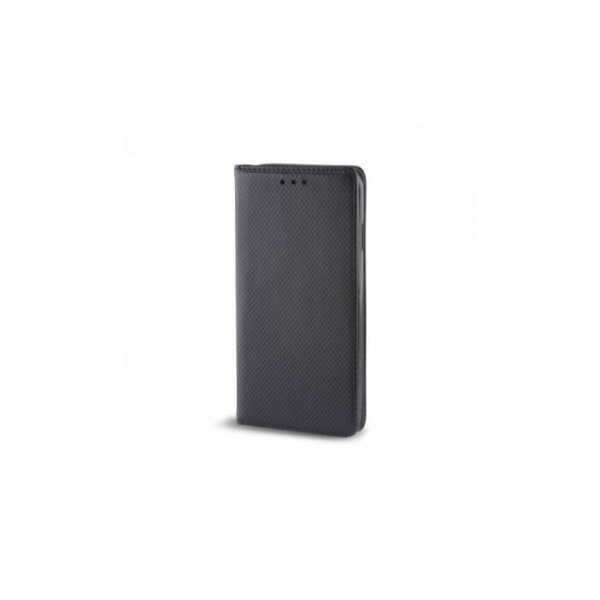 Étui portefeuille Flip magnet sur le  HTC Desire 12 Plus  Noir